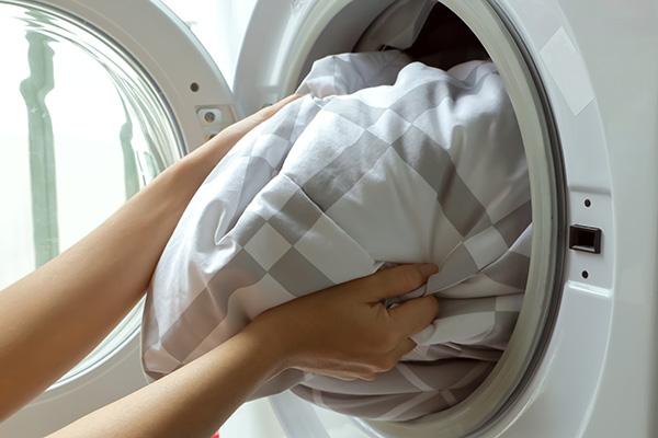 お布団洗濯